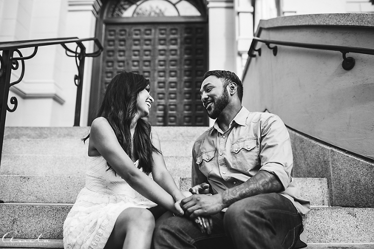 Downtown Sacramento Engagement Photographer Wedding Photographer-007