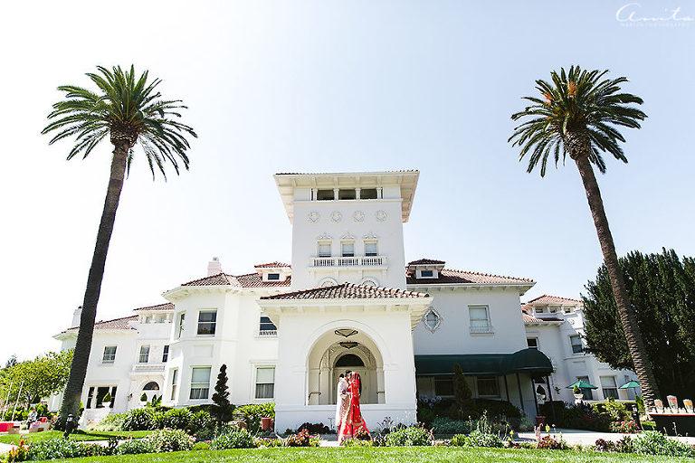 Hayes Mansion San Jose Indian Wedding 001
